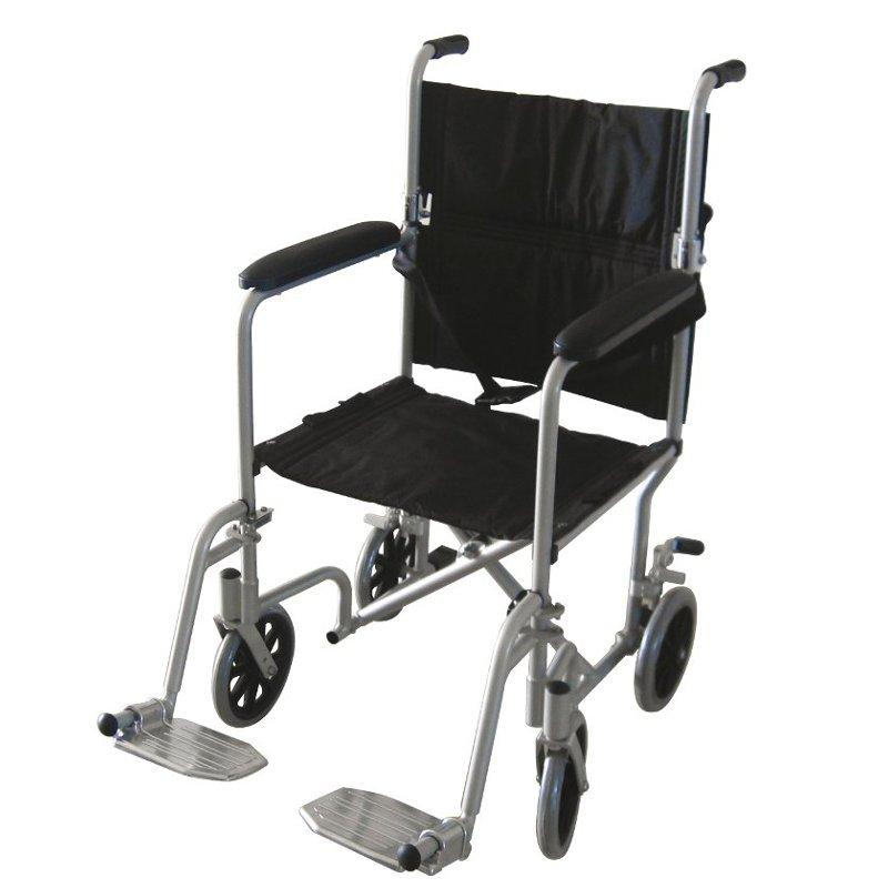 Silla de ruedas plegable para interior estructura de acero - Silla ruedas plegable ...