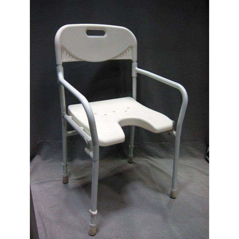 la mejor silla de baño plegable